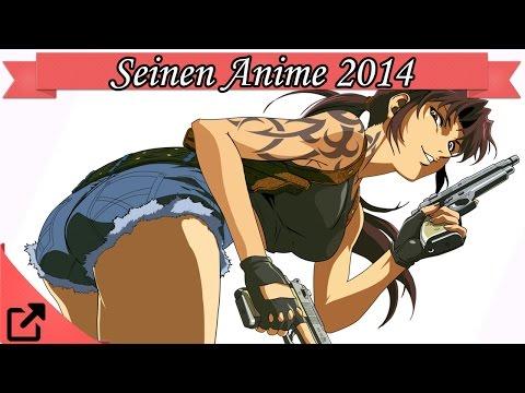 Top 10 Seinen Anime 2014 (All the Time) 青年アニメ
