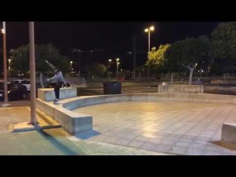 Dope manny pad @benjaminbermejo | Shralpin Skateboarding