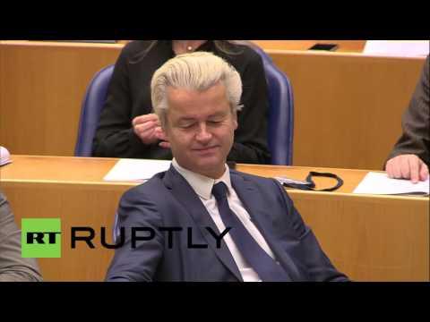 Netherlands: Dutch Parliament reject referendum outcome on EU-Ukraine deal