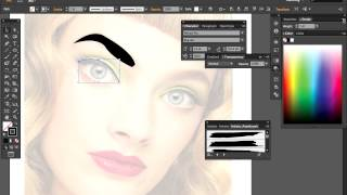 Dibujo Digital: Line Art en Illustrator para Efectos POP ART - NowPhotoshop