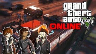 The Fattest NPC & Traffic Jamming! - GTA 5 Online