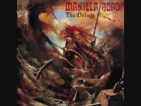 Manilla Road - Friction In Mass