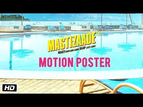 Mastizaade Motion Poster