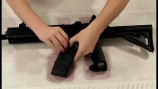 BT TM-15 Scenario & Tournament Paintball Gun Review by HustlePaintball.com