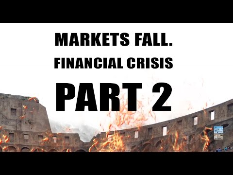 Stock Market SELLOFF Just a Warning of Global Financial Disaster!