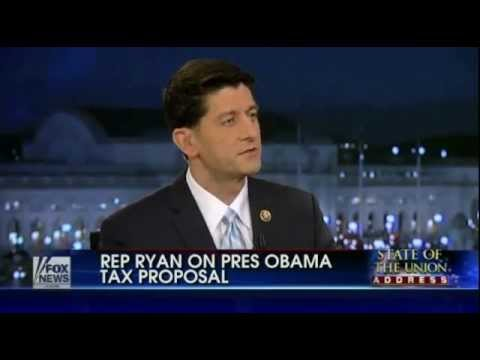 Paul Ryan reacts to President Obama's 2015 State of the Union address
