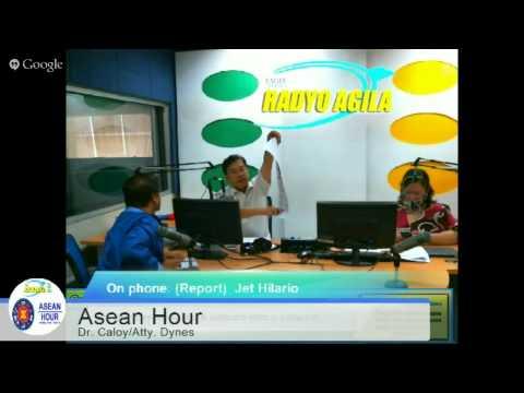 ASEAN HOUR (Aug. 23, 2015)