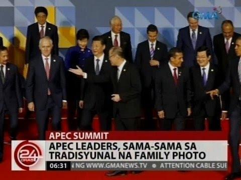24Oras: PNoy, ipinagmalaking dama na rin daw ng mahihirap ang pag-unlad ng Pilipinas