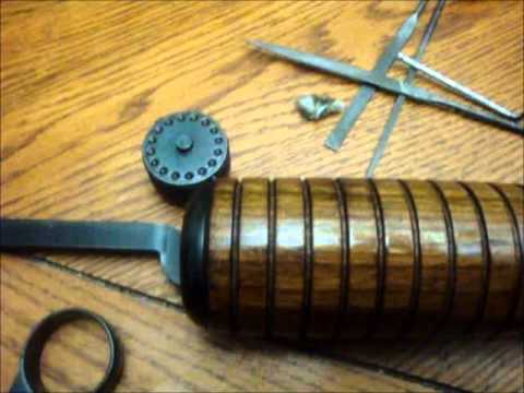 Ithaca model 37 restoration project youtube