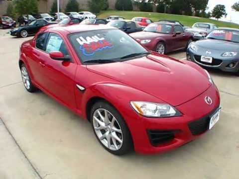 2011 Mazda RX-8 Sport Start Up. Exterior/ Interior Review