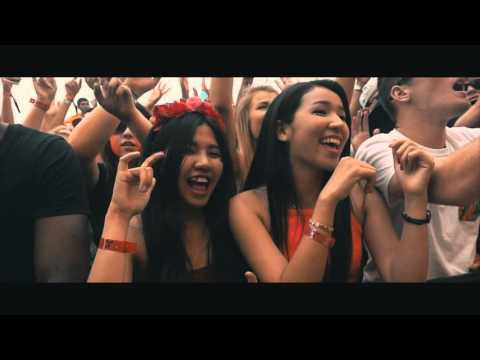 Steve Aoki- Hysteria [Official Live Music Video]
