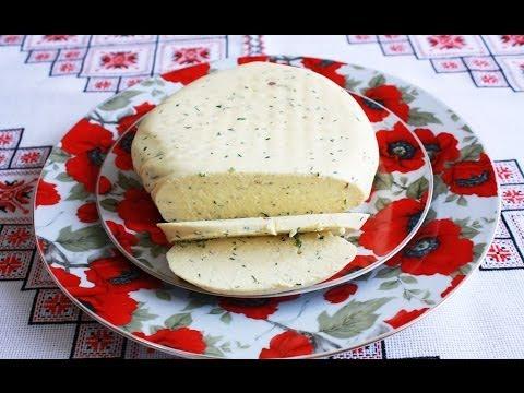 Сыр брынза в домашних условиях Как сделать сыр Рецепт домашнего сыра Сир бринза в домашніх умовах