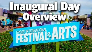 Epcot International Festival of the Arts 2017 Overview | Walt Disney World Resort