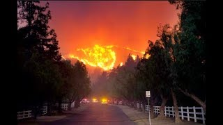 California Fires and Global Crises- Jesus Channeling
