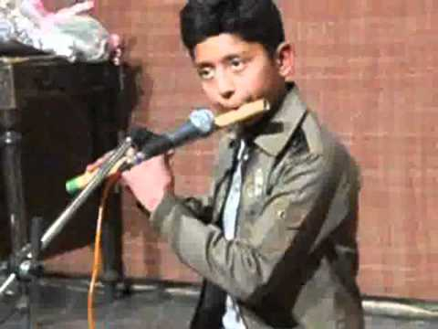 Dhola Azlan Ton Resham Teri Flute,,,,by Kashan video