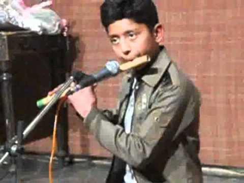 Dhola Azlan Ton Resham Teri Flute,,,,by Kashan video