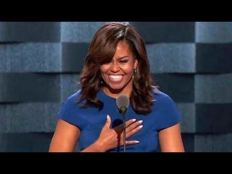 Michelle Obama: I trust Hillary Clinton