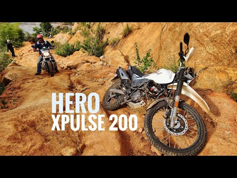 Deadly OFF ROAD on XPULSE 200