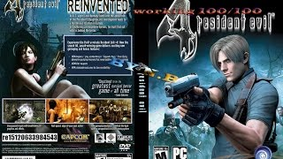 how to download resident evil 4 pc working 100