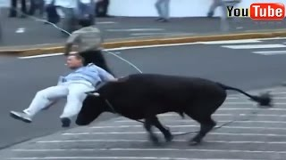 Extremely Horrible Bull Fight | Viral On Utube |Deadliest Bull Fight Ever | Must watch Till The End
