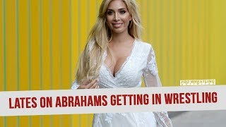 Latest On Farrah Abrahams Getting Into Wrestling, Paige Pokes A Little Fun At Her