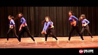Group Dance | BPIT College Rohini | Engifest 2016 | DTU