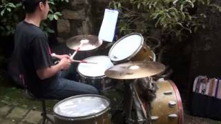 Drum lesson: Twist by Duy Phan