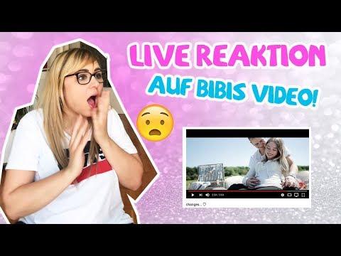 Bibi ist schwanger Live Reaktion: Ich schaue live Bibis Beauty Palace Video!