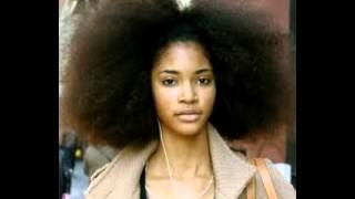 black women with natural hair oh yes !