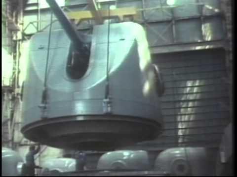 Post-World War 2 Naval Upgrades