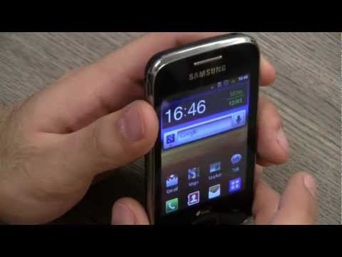Galaxy Y Duos GT S6102 Unboxing. Specs and Quick Review