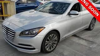 Used 2015 Hyundai Genesis Atlanta Duluth, GA #H8323