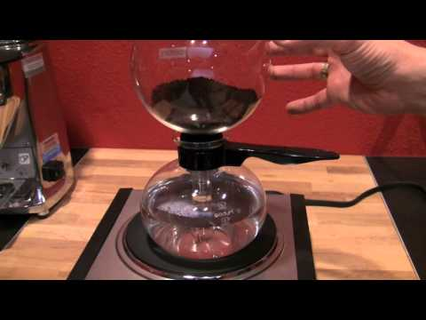 Crew Review: Bodum Pebo Vacuum Pot