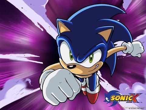 Sonic X - Sigla completa