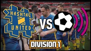 HASHTAG UNITED vs FOOTBALL FANCAST @ THE EMIRATES! - DIVISION 1!