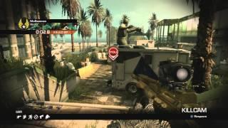Cod Ghosts: Custom Games: 1 vs 11 Quickscopes (8 Veteran Bots!!!)