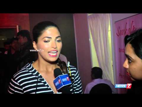 Actress Parvathy Omanakuttan loves Tamil movies | Super Housefull | News7 Tamil |