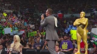 WWE Raw 7/11/16 Part 1/9 HDTV - July 11th 2016