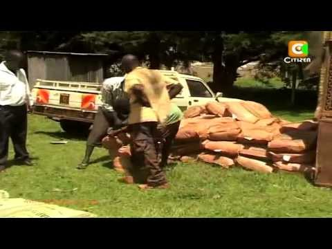 Trans Nzoia Farmers Allege Corruption In Fertlizer Distribution