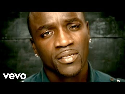 Akon - Sorry, Blame It On Me Video