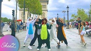 [KPOP IN PUBLIC PARIS / ONESIE VER.] ITZY (있지) - ICY (아이씨) Dance cover