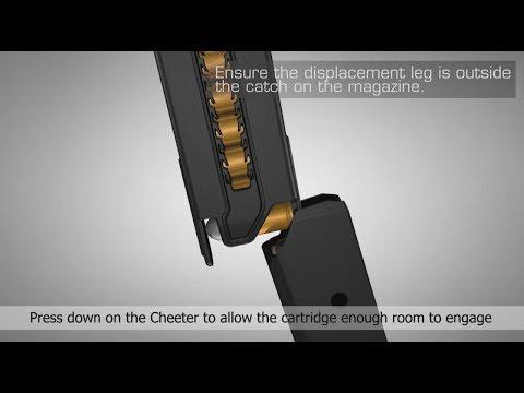 Cheeterz Assisted Load Ammunition - Easy Mag Loading: SHOT 19  Gun Talk