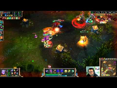 LEAGUE OF LEGENDS MA�ANERO EN DIRECTO - CLASIFICATORIAS