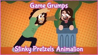 Game Grumps Animated - Stinky pretzels