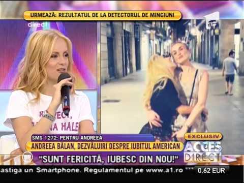 Andreea Bălan: Ştiu Să Dansez şi La Bară video