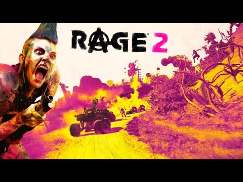 🍔Rage 2 Lets explore the game's apocalyptic fiction open world 🍟