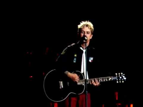 Green Day - Olivia Live