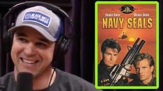 Real Navy SEAL on What War Movies Get Wrong | Joe Rogan and Andy Stumpf