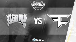 Rainbow Six Pro League - Season 7 - LATAM - Yeah! Gaming vs. FaZe Clan - Week 2