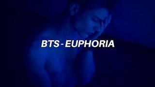 BTS (?????) 'Euphoria' - Easy Lyrics